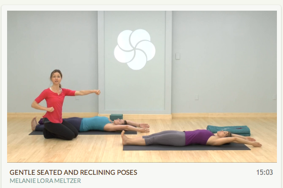 Gentle Yoga Online Yoga Classes By MyYogaWorks