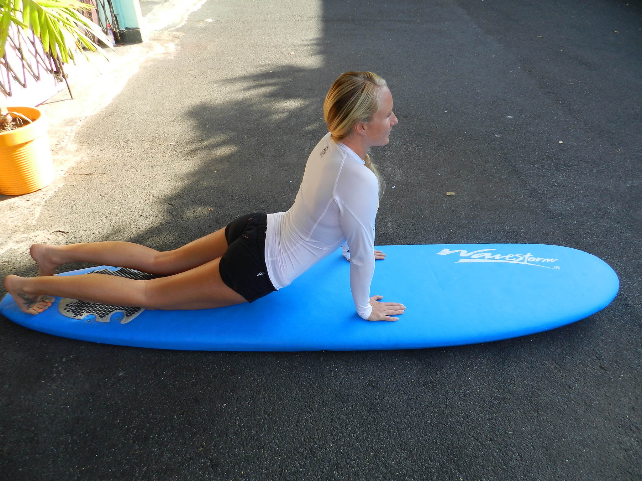 yoga for surfers yoga video online