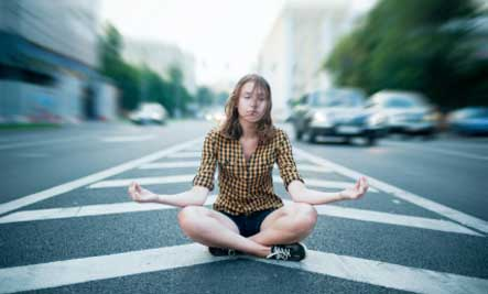 city-meditation