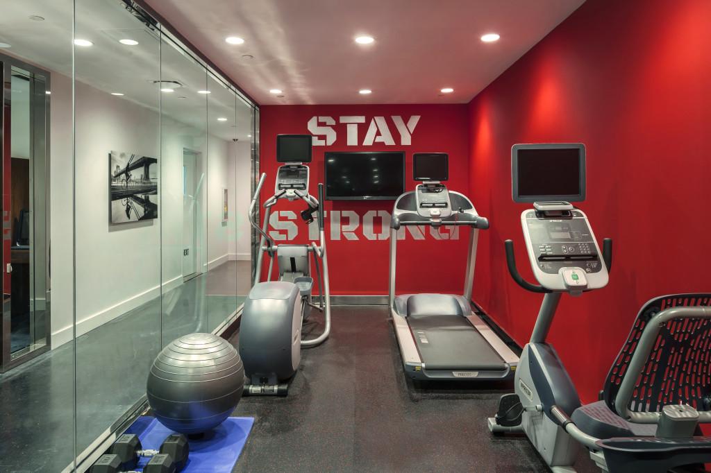 Hotel Hugo - Fitness Studio
