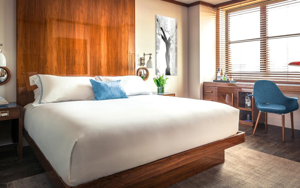 Hotel Hugo - Guest Room -  King - HiRes