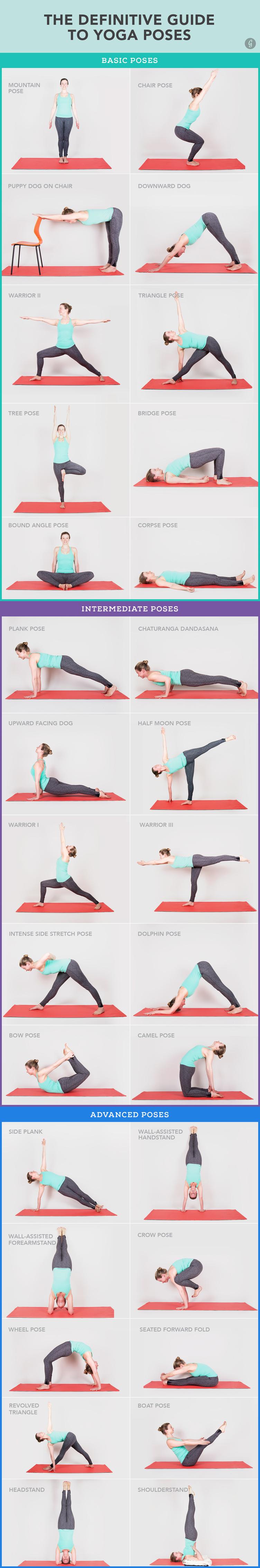 yoga poses greatist 2