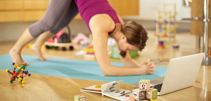 online yoga convert